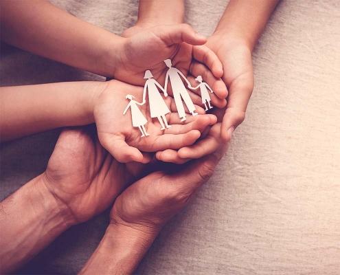 Mutter Kind Begleitung / Familienbegleitung